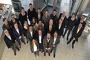 Bild: Promotionsprogramm-Teilnehmer trafen sich in Essen