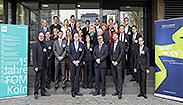 Bild: Qualitätsnetzwerk Duales Studium traf sich in Köln