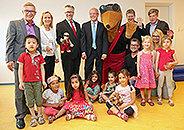 "Bild: RWE-Bildungsinitiative ""3malE"" fördert KidsgoMINT"
