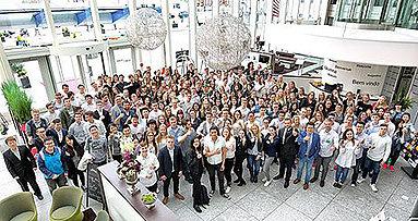 Bild: School goes global 2016 erfolgreich beendet