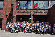 Bild: School goes global im Münsterland