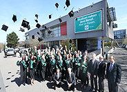 Bild: Siemensianer feiern FOM-Abschluss