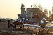 Bild: Startschuss für Aviation Management