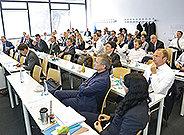 Bild: Training für neue Professoren