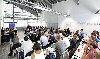 Bild: Turnaround Management Seminar stark gefragt