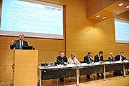 "Bild: ""University meets Business"" in Luxemburg"