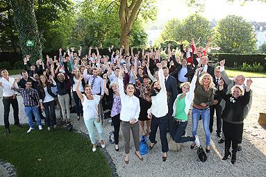 Bild: Wuppertal, Wesel, Freiburg - Die FOM-Familie wächst