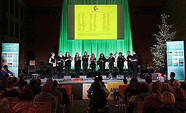 Bild: X-Mas-Charity-Konzert begeisterte Zuschauer