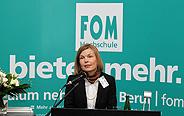 Bild: Zum ersten Mal Frauen Forum in Frankfurt