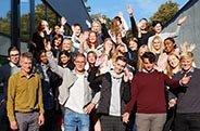 Bild: eufom Studienstart - Orientierung & Teamwork