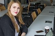 Bild: eufom Studierende tauchen in die Berufswelt ein